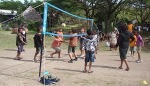 Tournoi de volley